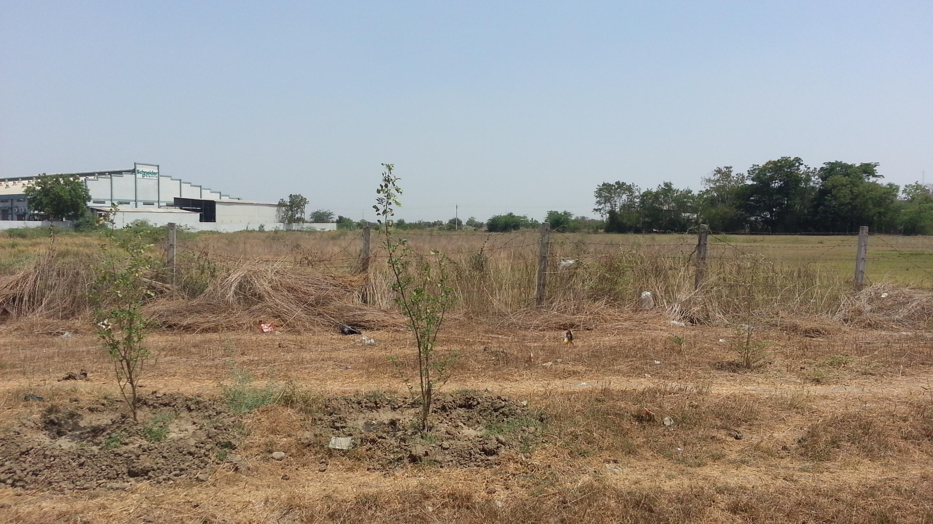 Industrial Land for Sale on Vadodara Halol Highway