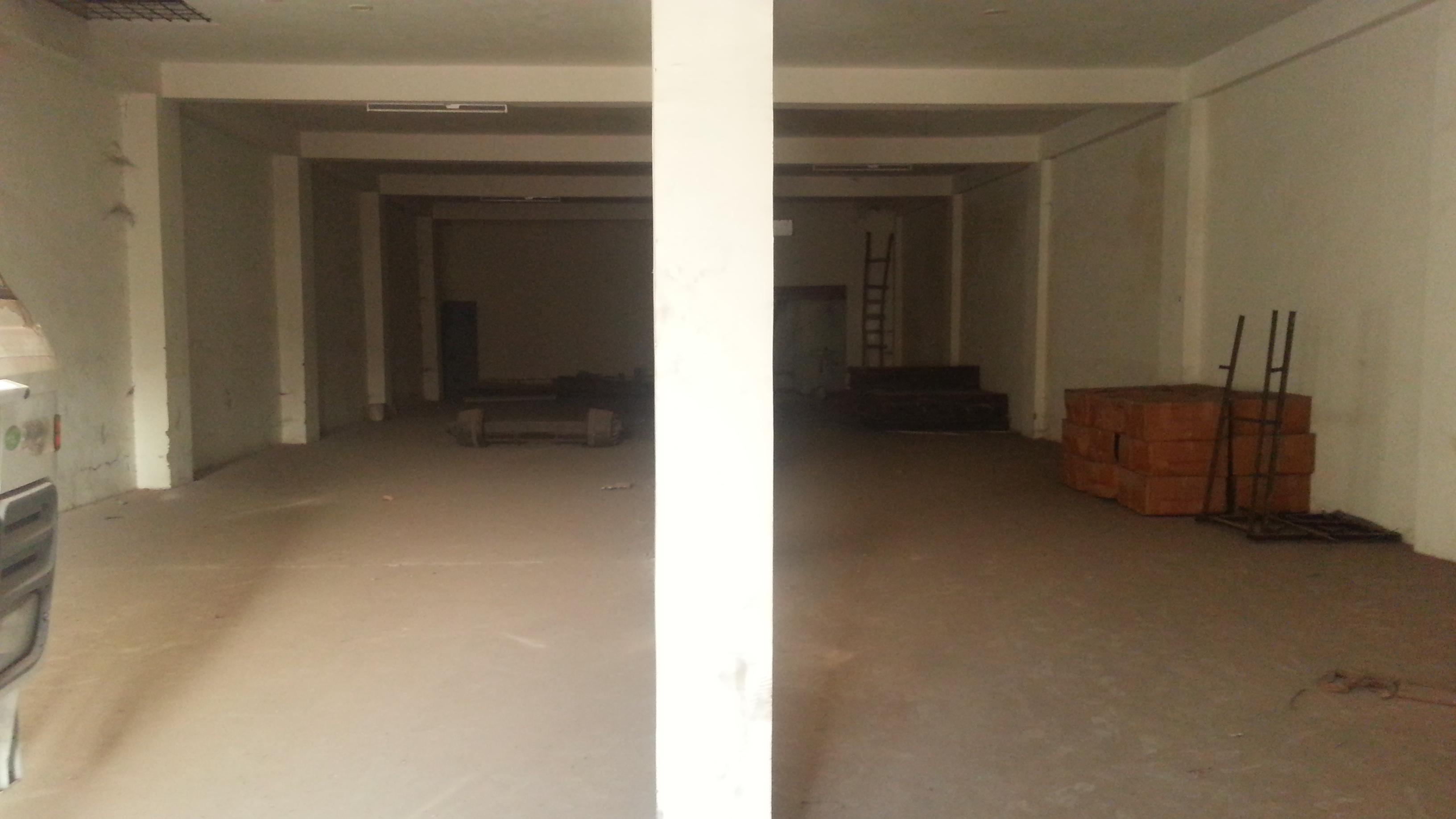 Warehouse on lease at Changodar