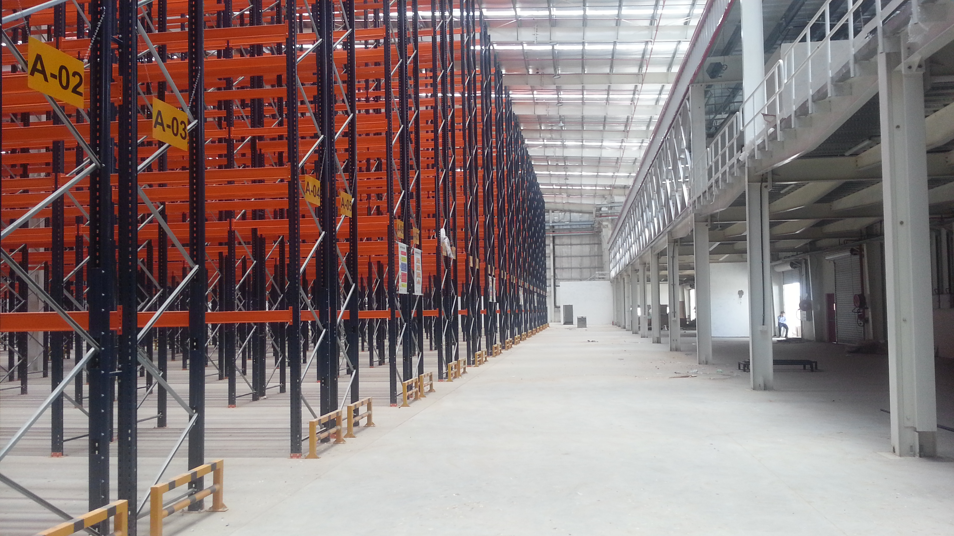 Warehouse on lease at Sanand