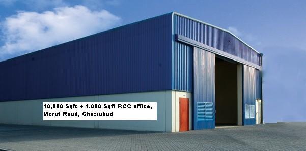 Warehouse at Muradnagar Ghaziabad