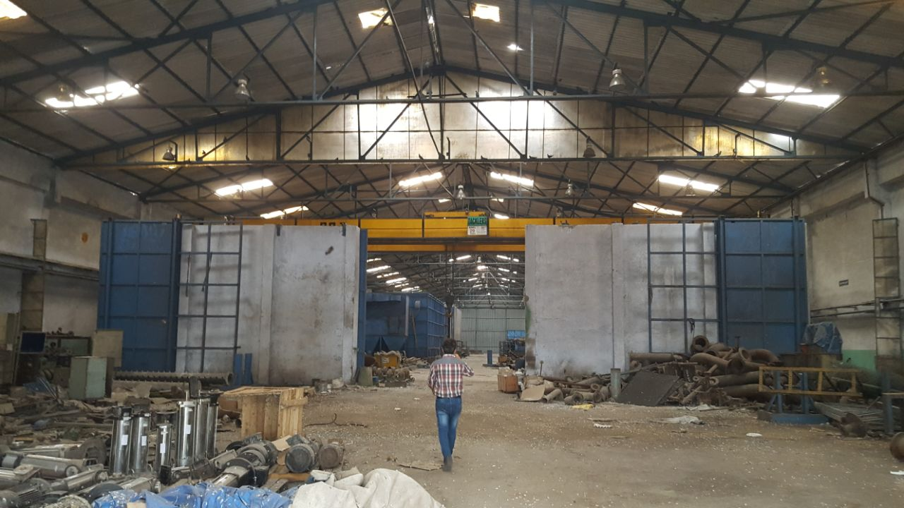 Industrial Unit in Sanand