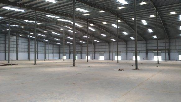 Warehouse for rent near Kheda