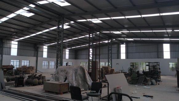 Warehouse on rent in Changodar