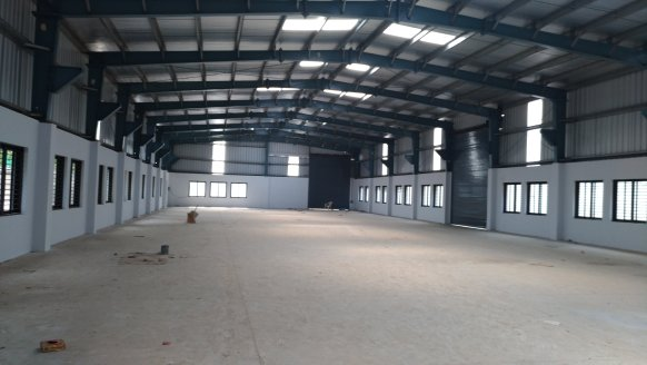 Warehouse for rent in Changodar