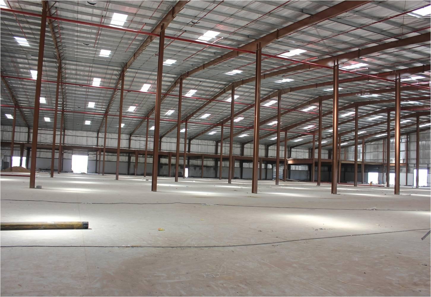 Warehouse on rent near Ahmedabad