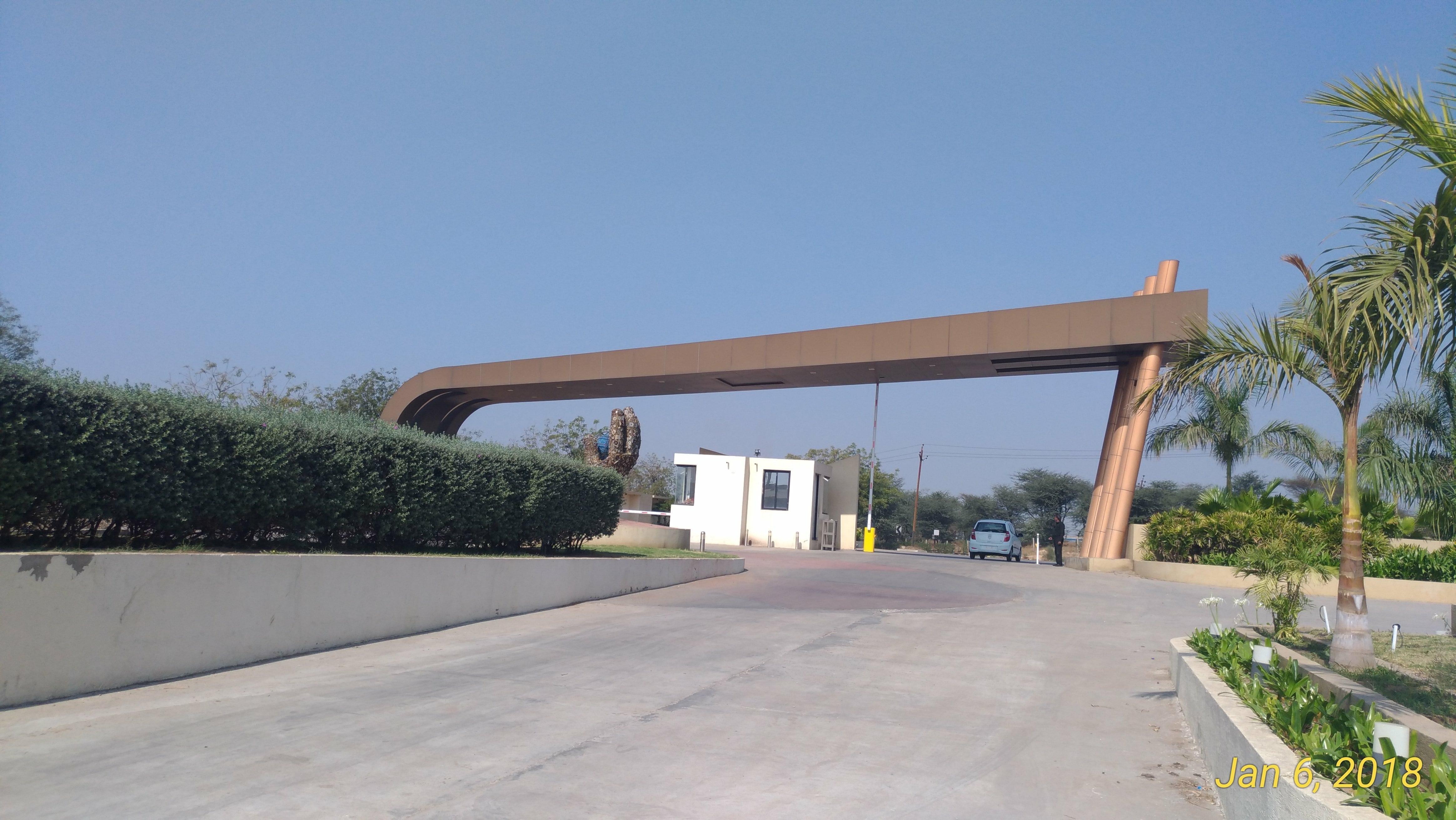 Industrial Park in Gujarat