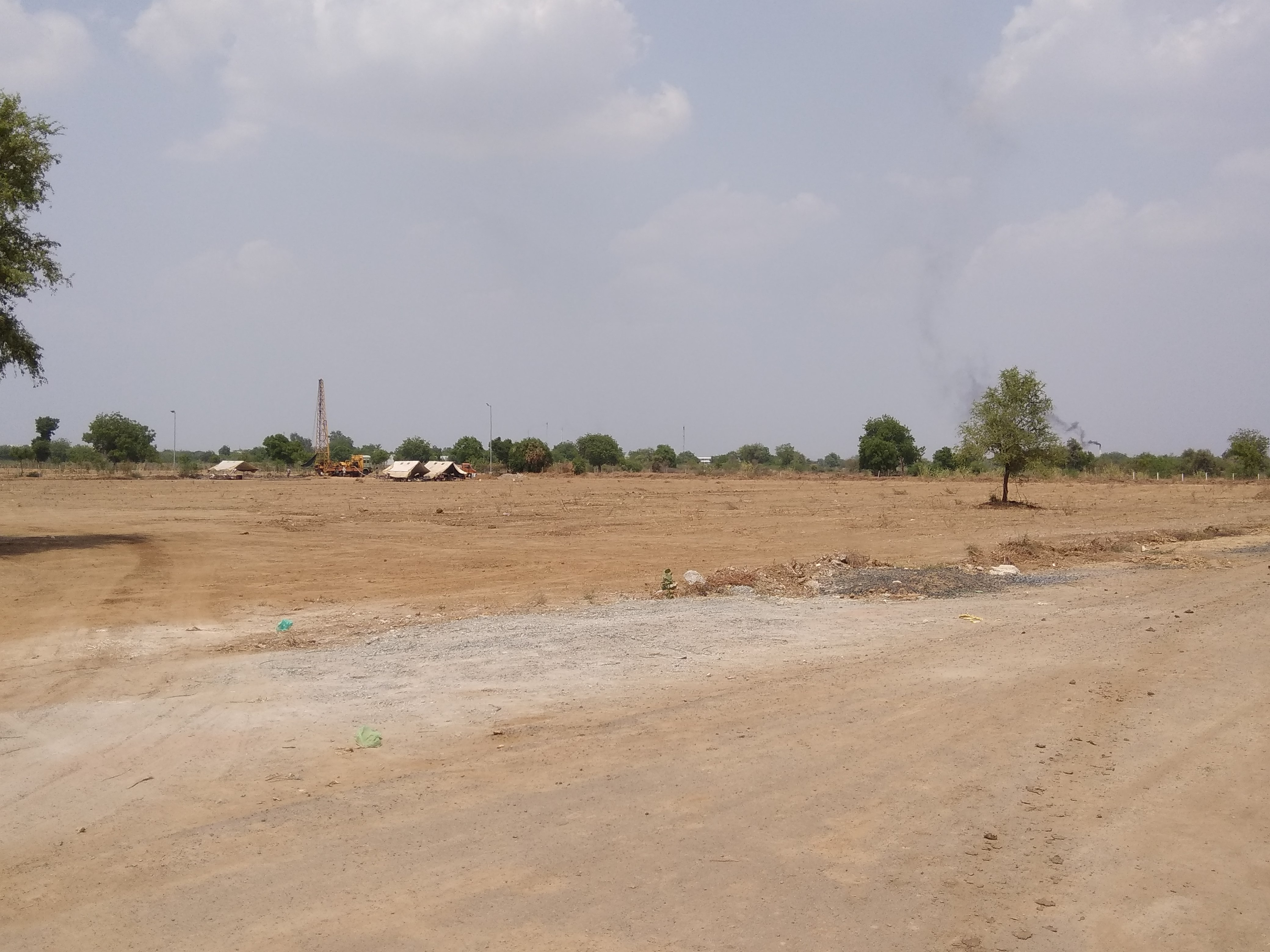Industrial plot for rent in Ahmedabad