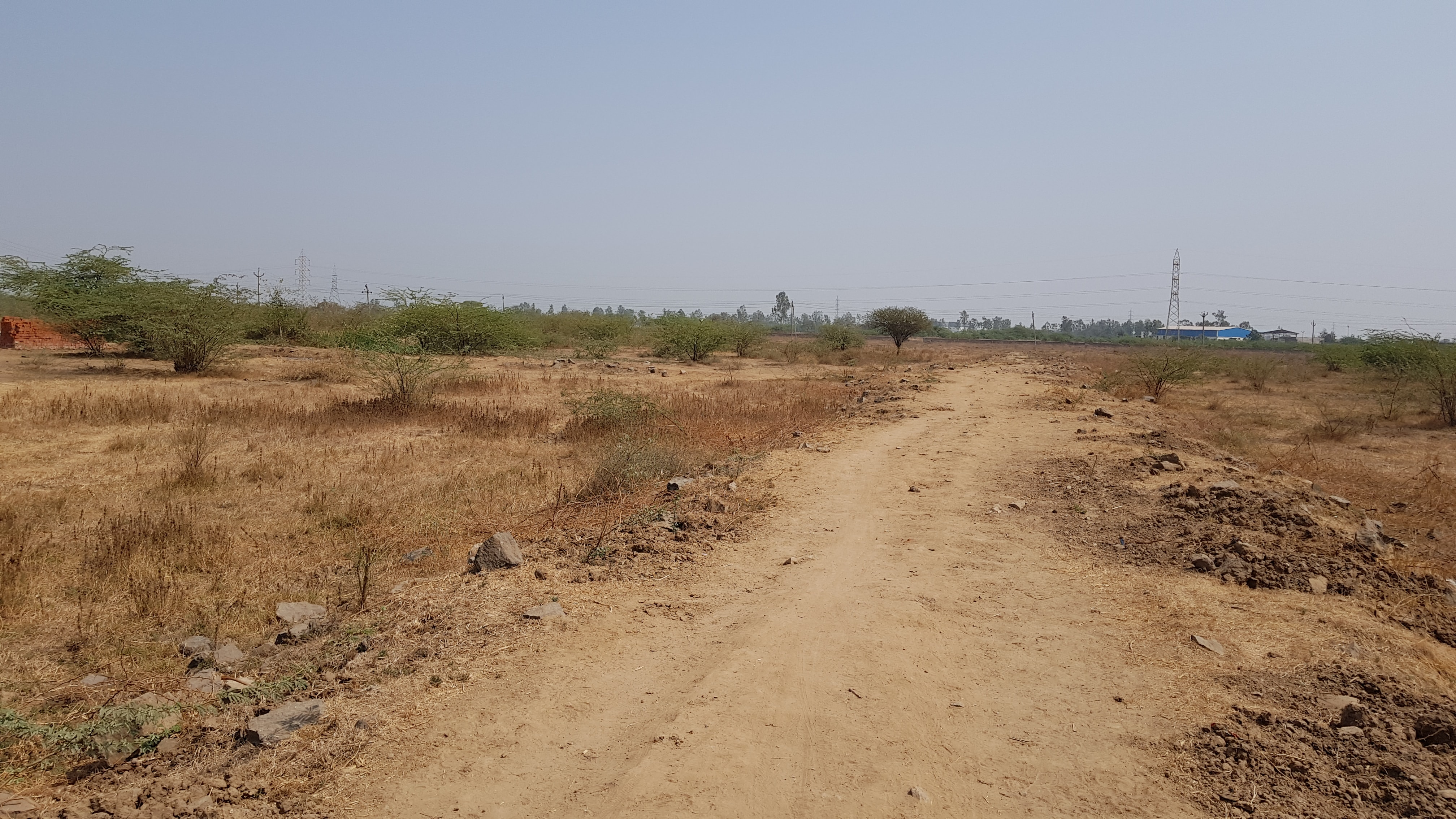 Industrial Land for sale near Ahmedabad