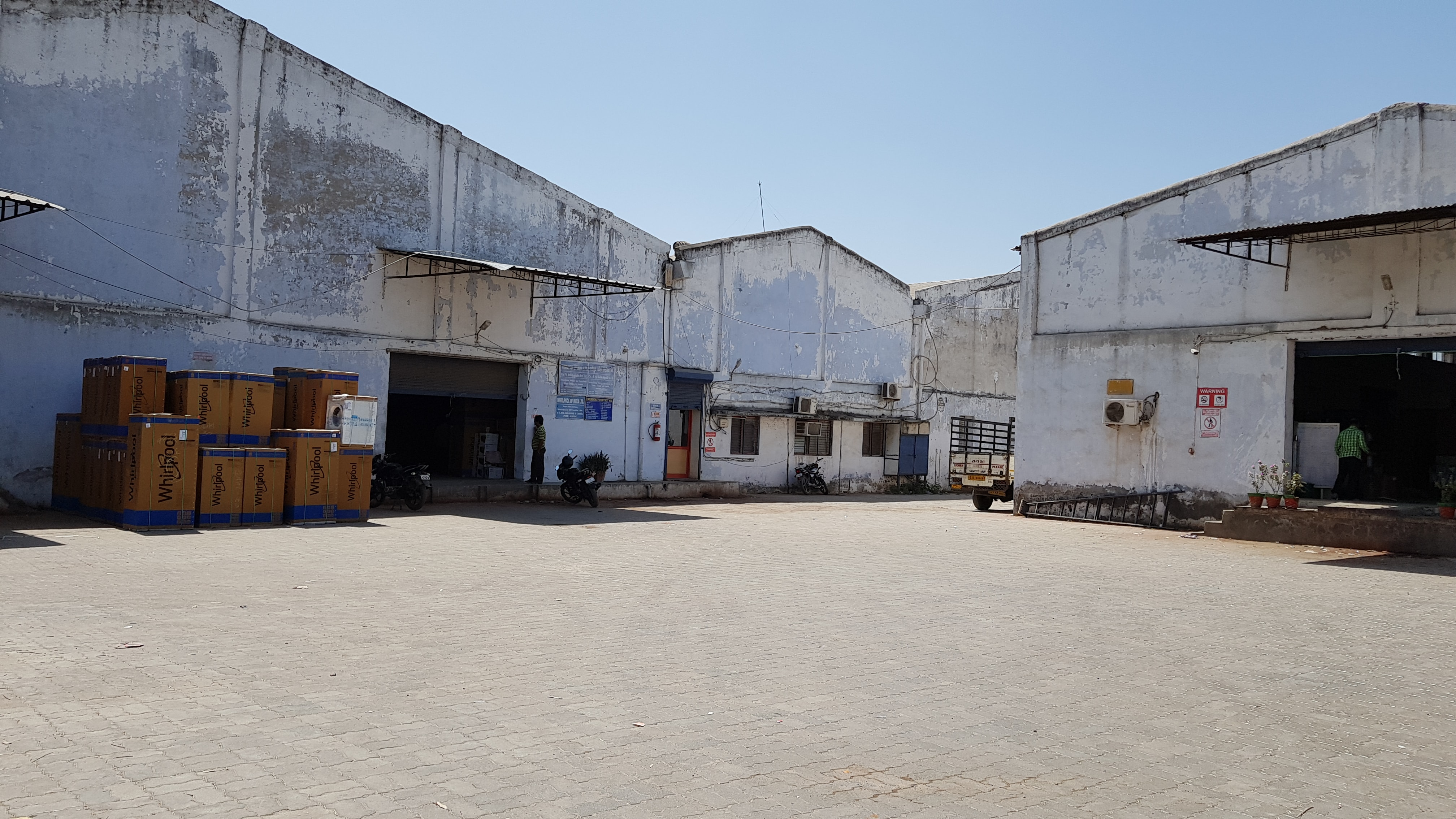 Warehouse on rent at Jetalpur Ahmedabad