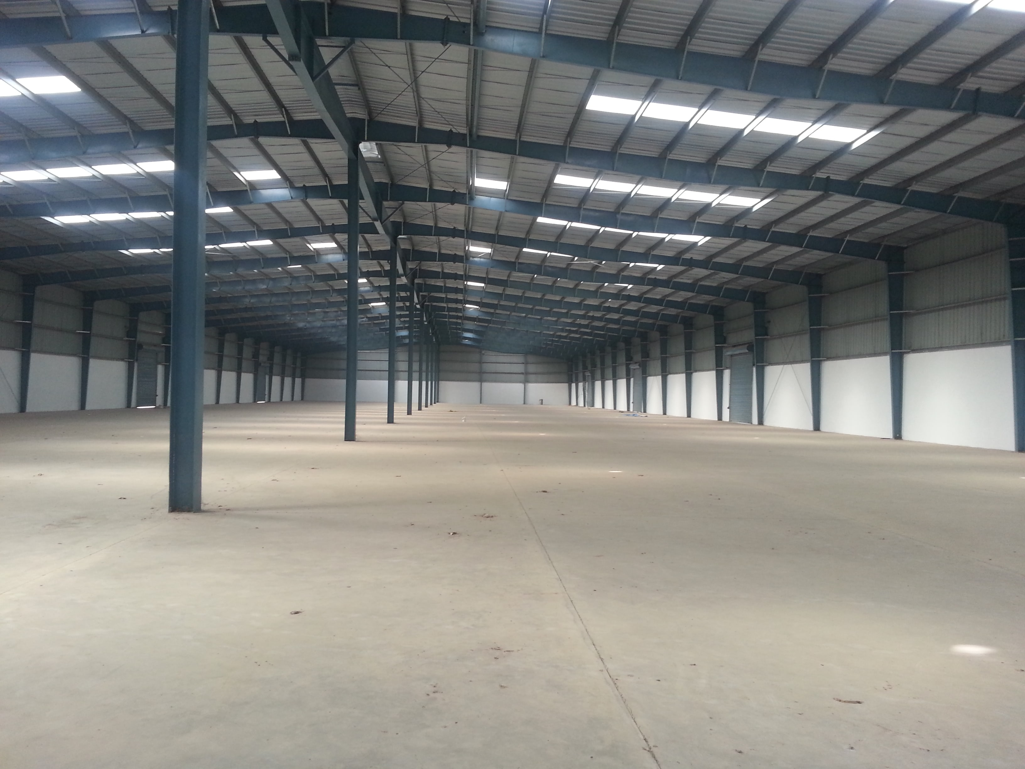 warehouse on lease on kheda highway