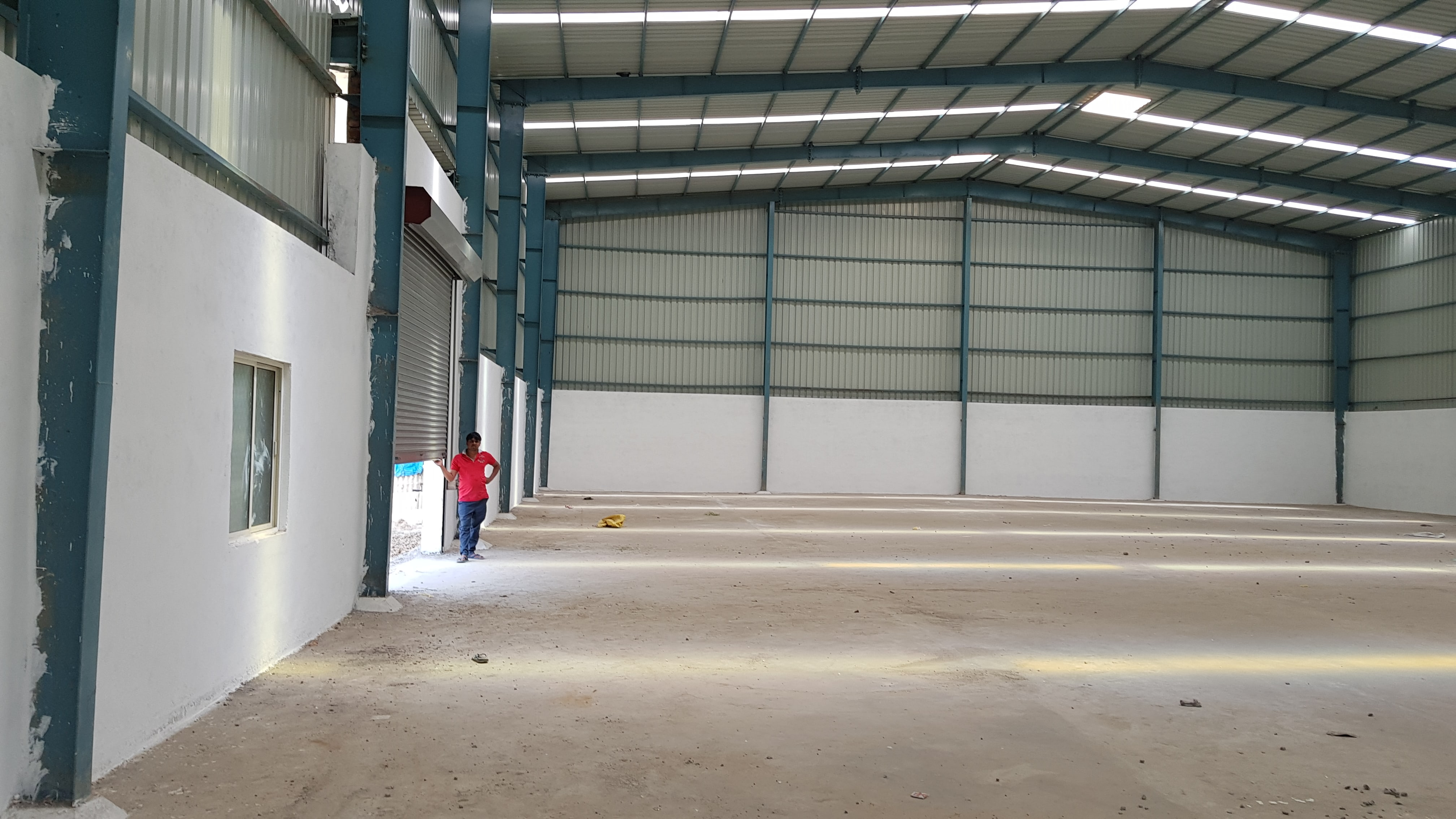 Warehouse for Lease near Sanand