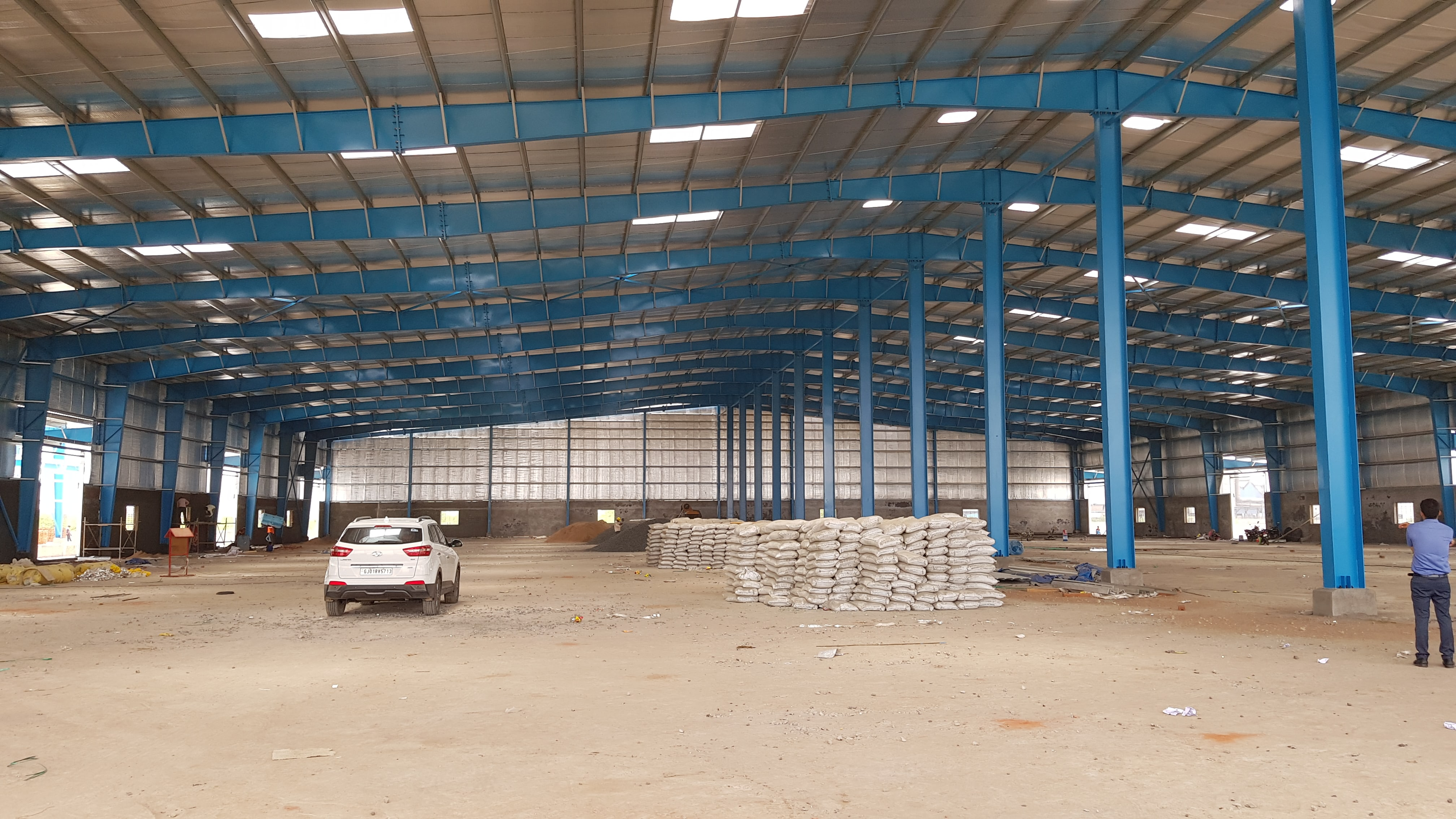 Warehouse on lease at Changodar Ahmedabad