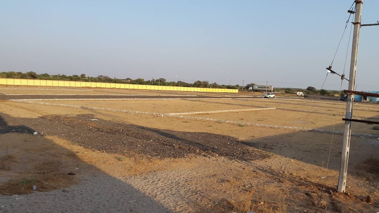 Industrial Plots for sale at Mundra Kutch