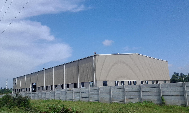 Warehouse for lease at Vishakhapatnam