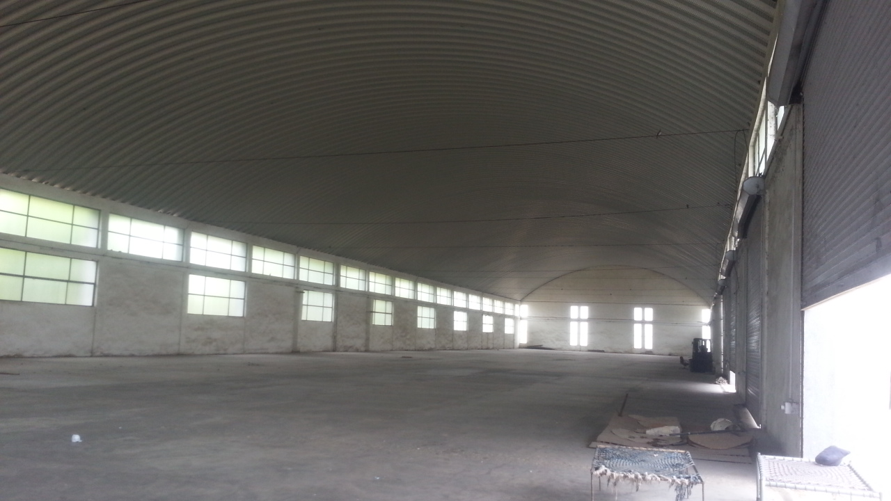 Warehouse on lease at Chhatral