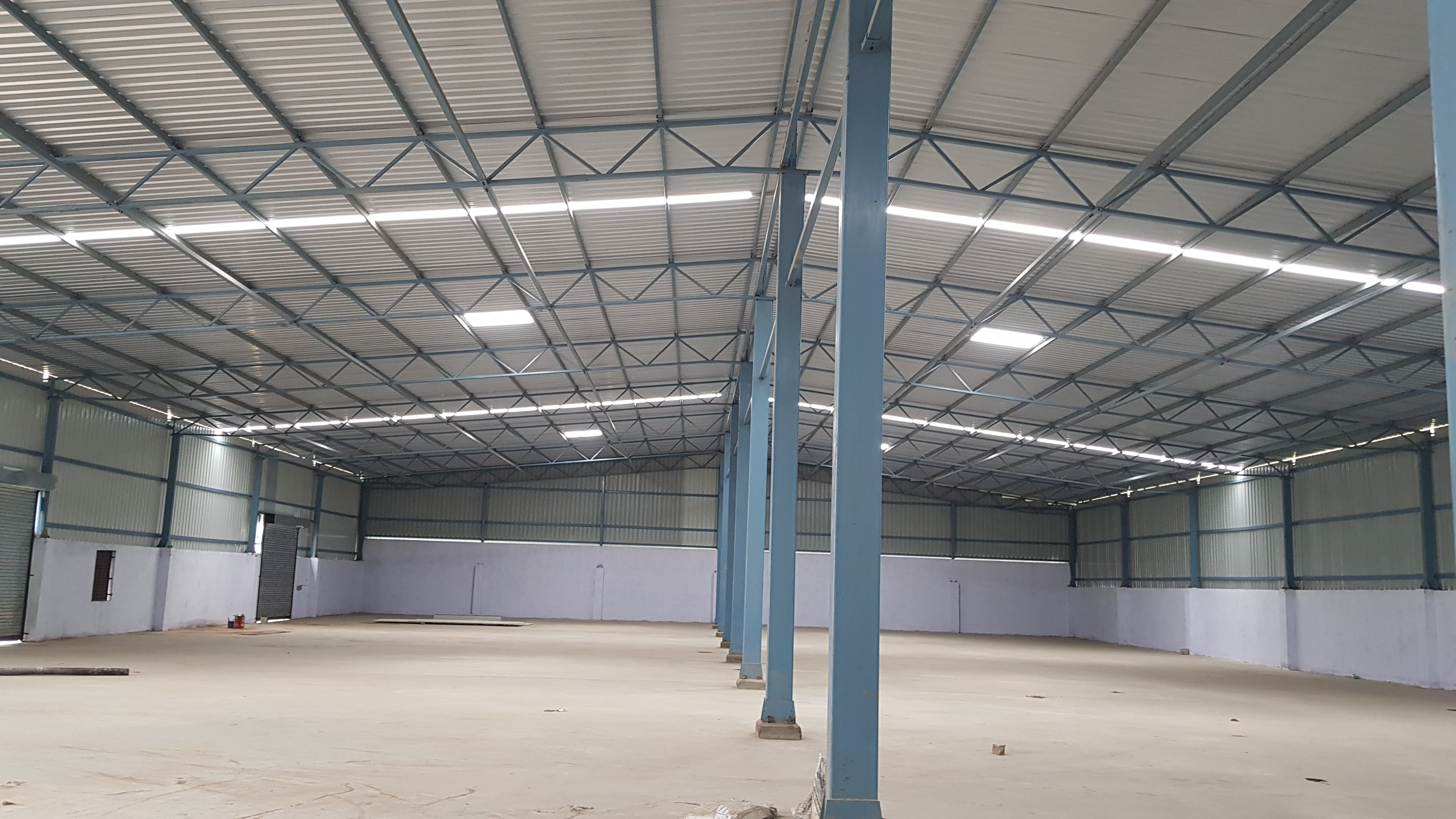 Warehouse on lease near SP Ring Road