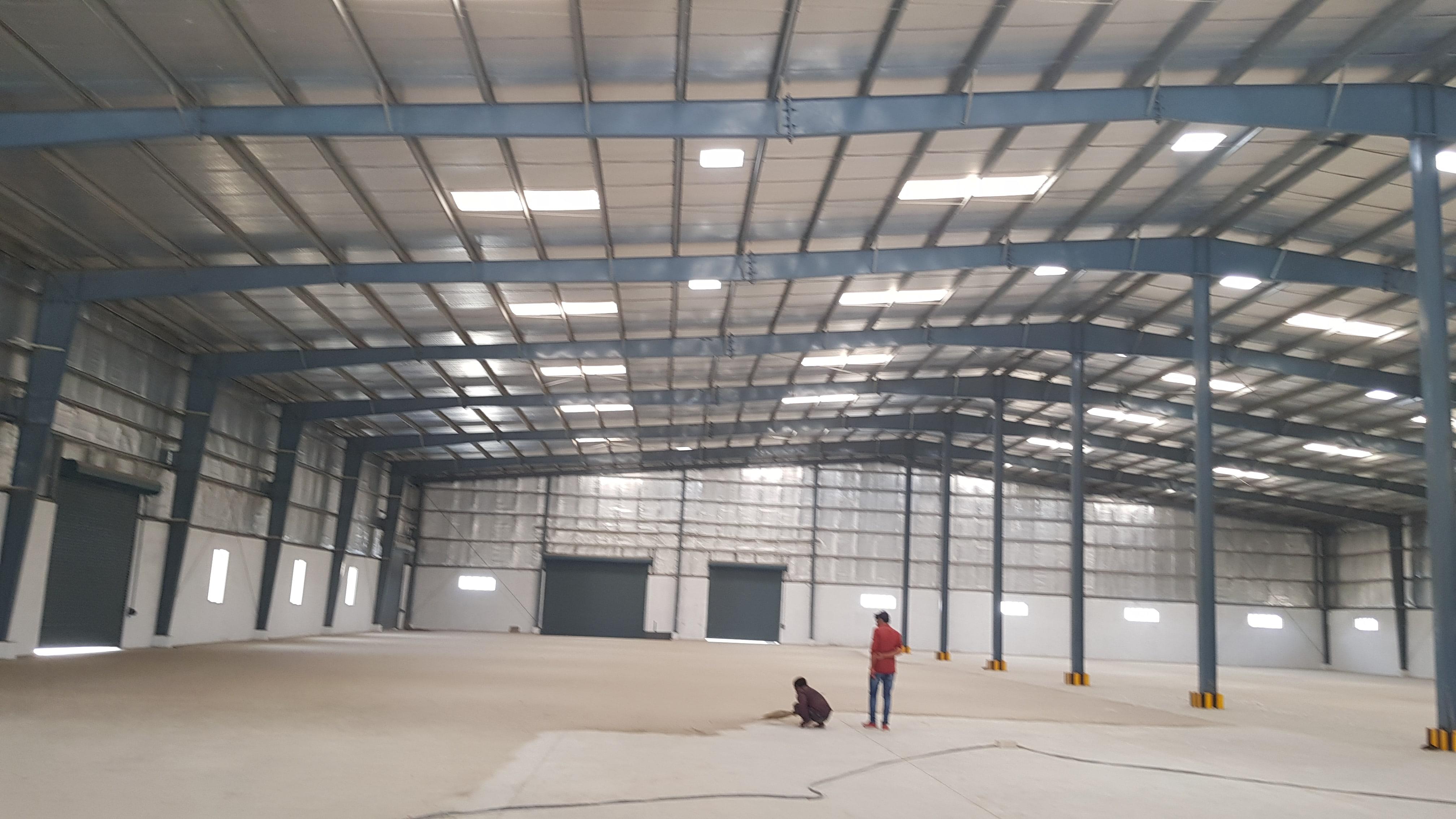 Warehouse on lease near Changodar