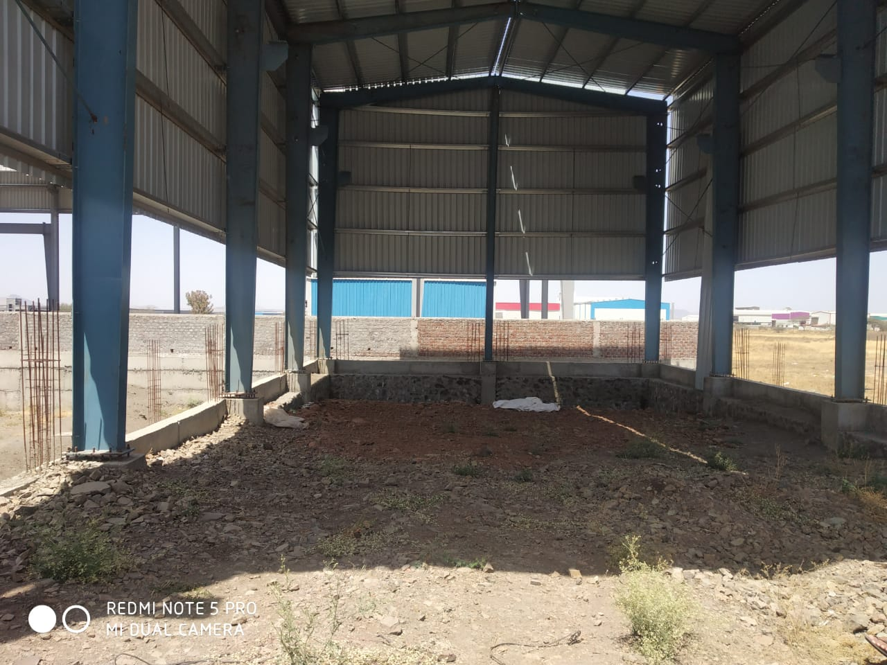 Small warehouse for lease at Pune