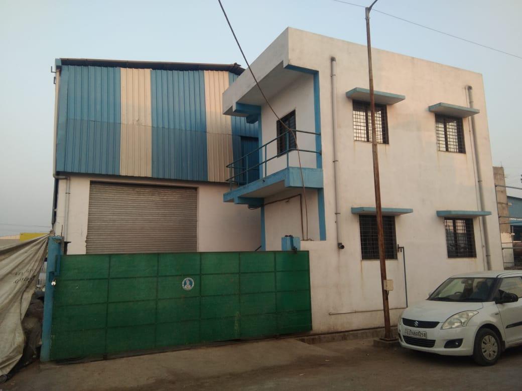 Warehouse for lease at Ankleshwar
