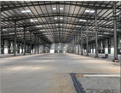 Big Warehouse at Changodar