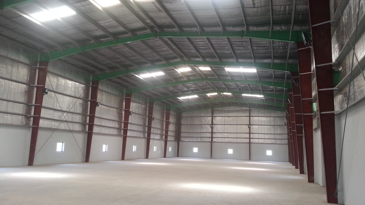 Warehouse on lease off SP Ring Road Ahmedabad