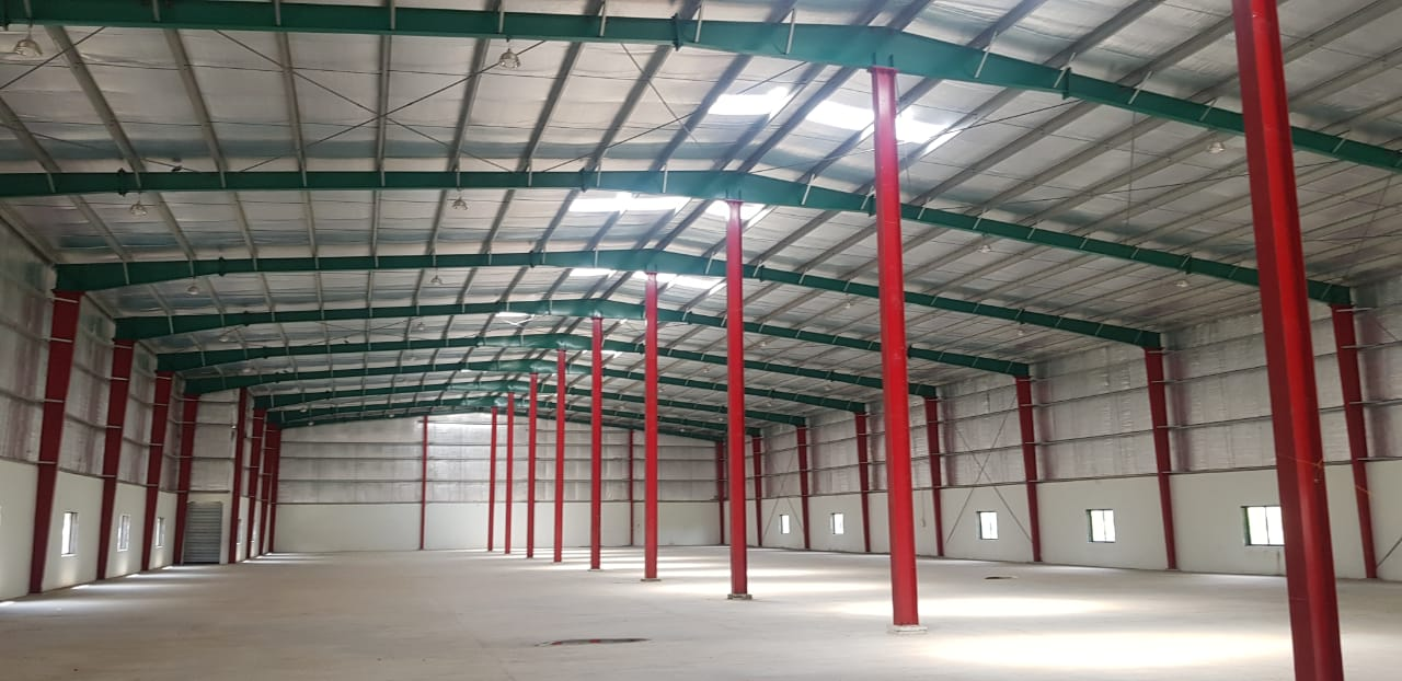 Warehouse for lease on Kheda Highway