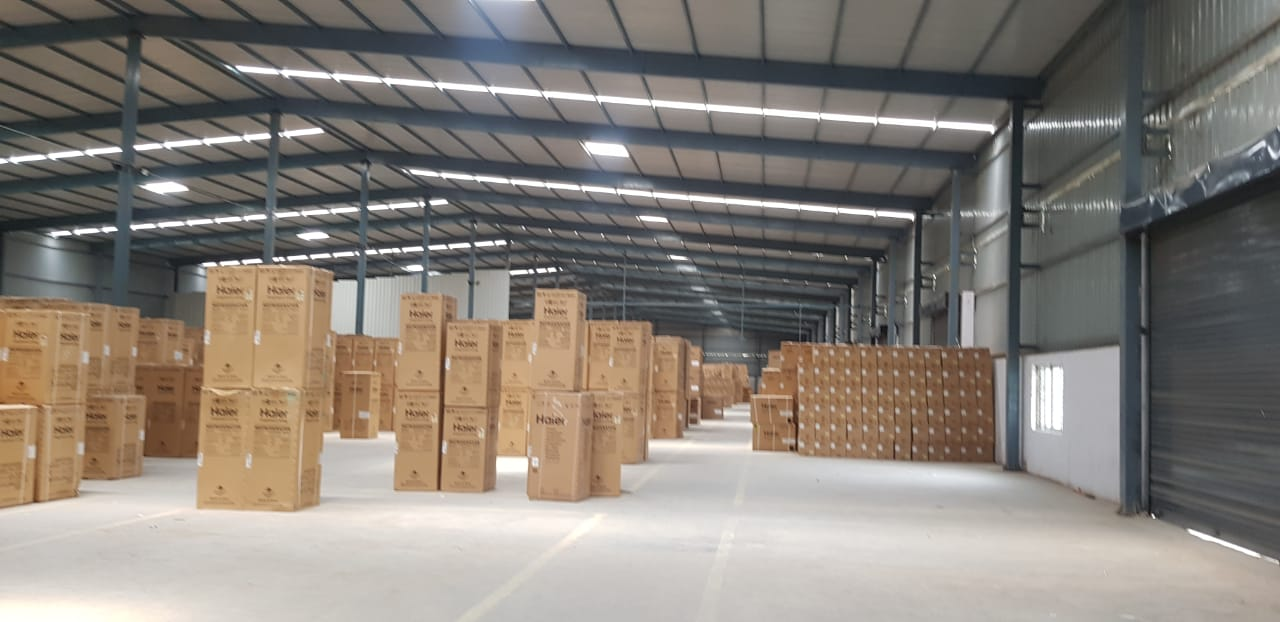 Big Warehouse on lease off SP Ring Road