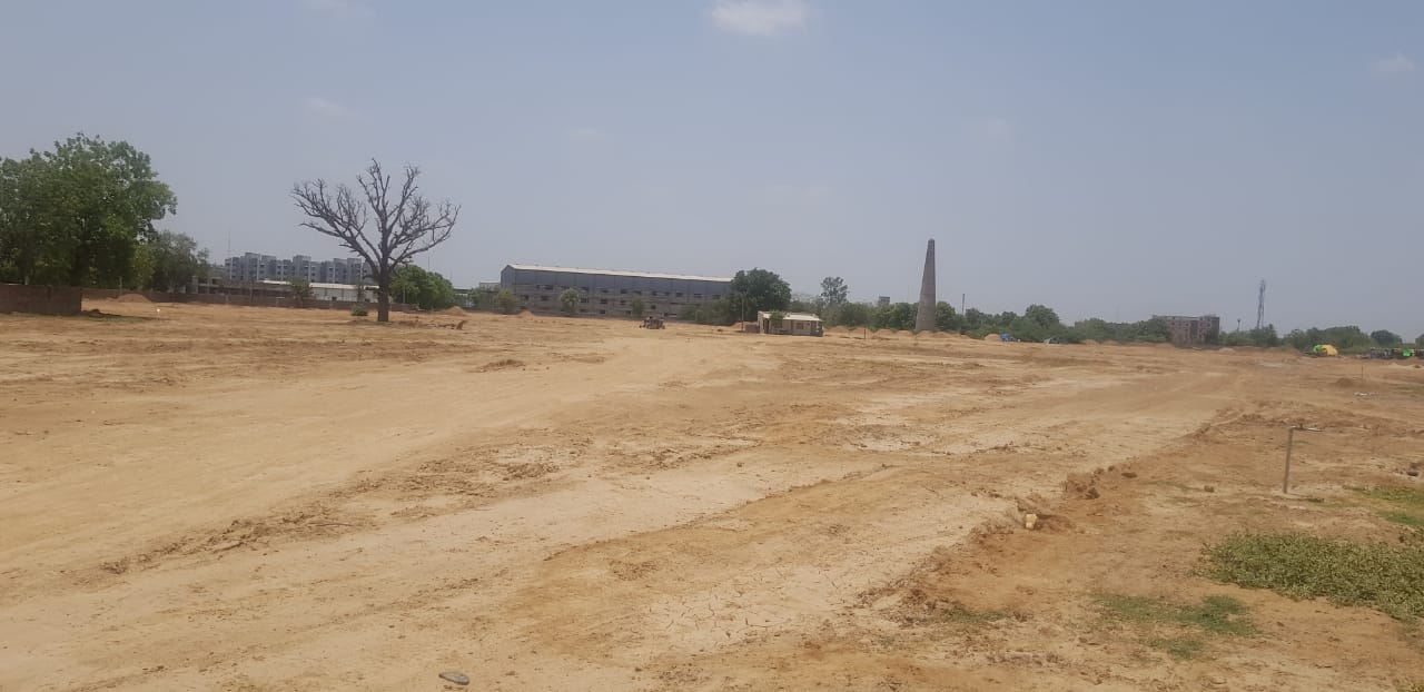 Industrial Plots for sale near Ahmedabad