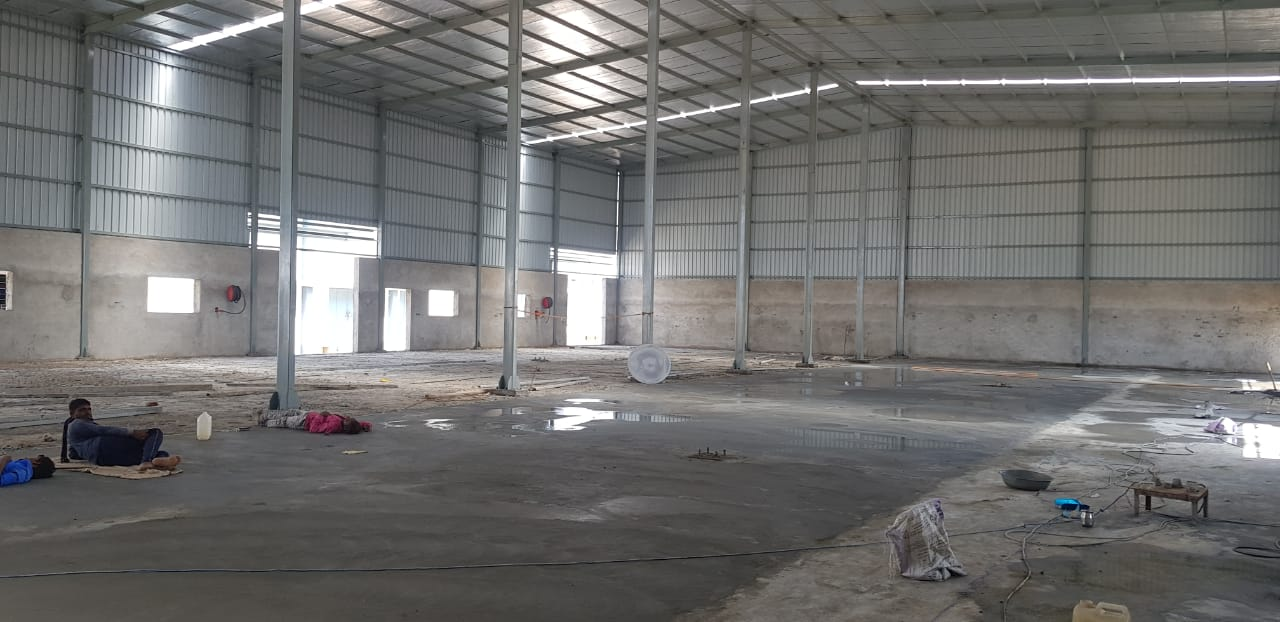 Warehouse for lease on Kadi Road